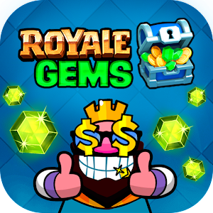 Royale Gems PRANK Icon