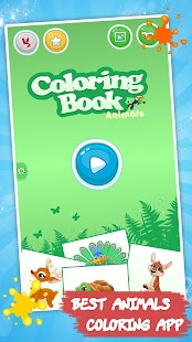 Game Coloring games for kids animal APK for Kindle