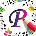 App Pattern & Design Coloring Book APK for Kindle