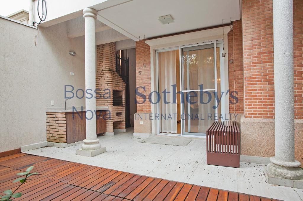 Casa de Condomínio no melhor do Brooklin Paulista, São Paulo.