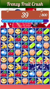 Frenzy Fruit Crush - screenshot
