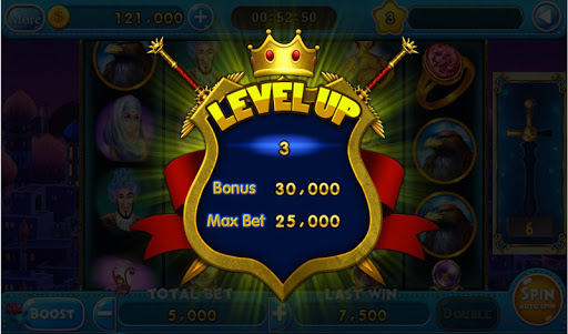 Slots Aladdin - Casino - screenshot