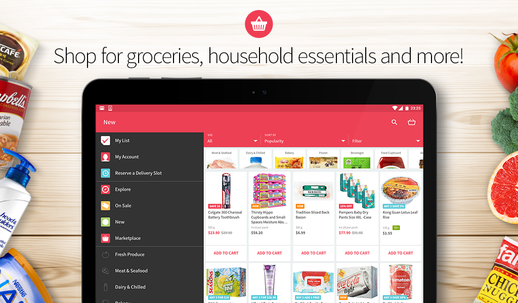 RedMart - Grocery Shopping Screenshot 5