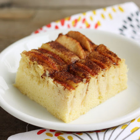 Fresh Apple Coffee Cake