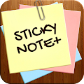 App Sticky Note + : Sync Notes APK for Kindle
