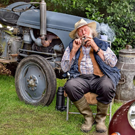 by Betty Taylor - Uncategorized All Uncategorized ( old timers, farm, tractors )