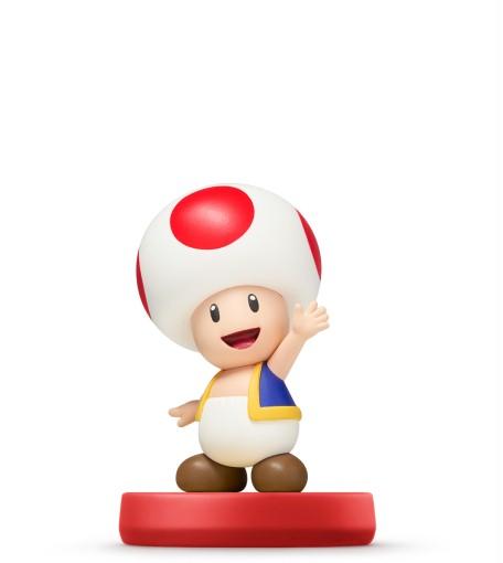 Toad - Super Mario series
