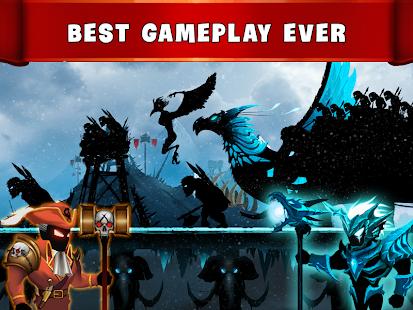 Stickman Legends - Ninja Warriors: Shadow War APK for Kindle Fire