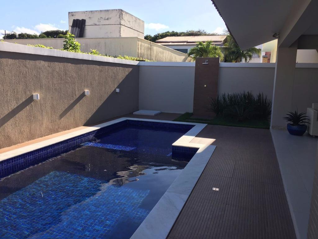 Casa residencial à venda, Altiplano, João Pessoa - CA1291.