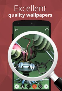 3D Wallpapers APK for iPhone