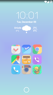 Vopor - Icon Pack Screenshot