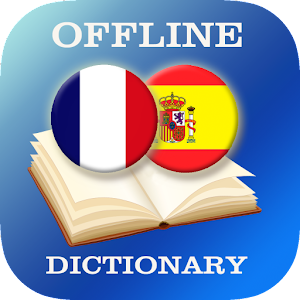 French-Spanish Dictionary Icon