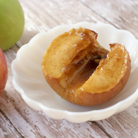 Easy Oven Baked Apple
