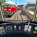 Game Driving Train Simulator apk for kindle fire