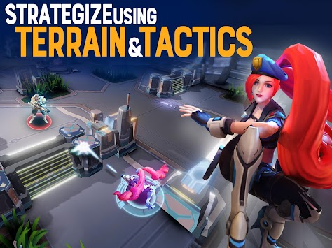 Mobile Battleground - Blitz APK screenshot thumbnail 14