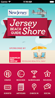 Screenshot of Jersey Shore Beach Guide
