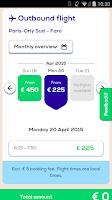 Screenshot of transavia.com