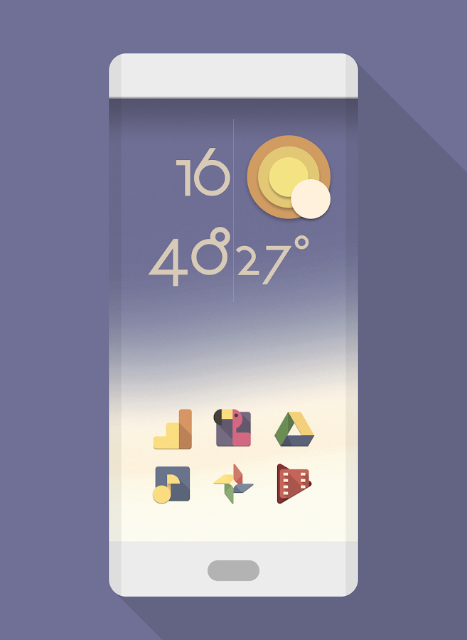 PHIX RETRO - ICON PACK Screenshot 2