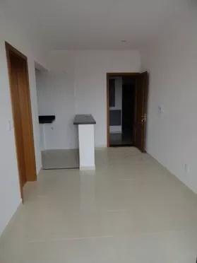 Apartamento com quarto para Alugar, 38 m²