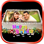 Birthday Cake Frames Icon