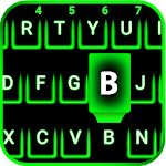 Neon Matrix Emoji Keyboard 1.1 Apk