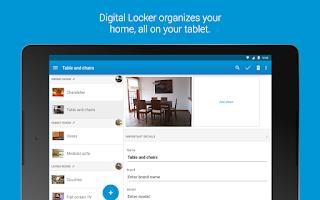 Screenshot of Allstate Digital Locker®