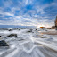Laguna Beach Long Expo by Clifford Swall - Landscapes Beaches ( laguna beach, sony a7riii, june, overcast, ocean, pacific ocean, laguna nigel, water, landscape, sea, summer )
