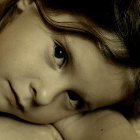 Beautiful Goddaughter by Suzanna Nagy - Babies & Children Children Candids
