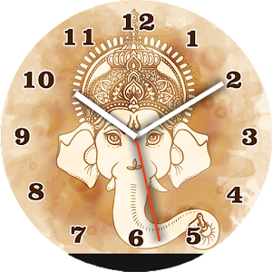 Lord Ganesha Watch Face