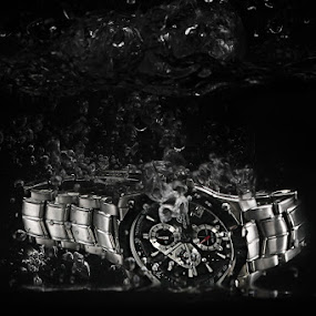 The Watch by Dean Hakeem - Artistic Objects Other Objects