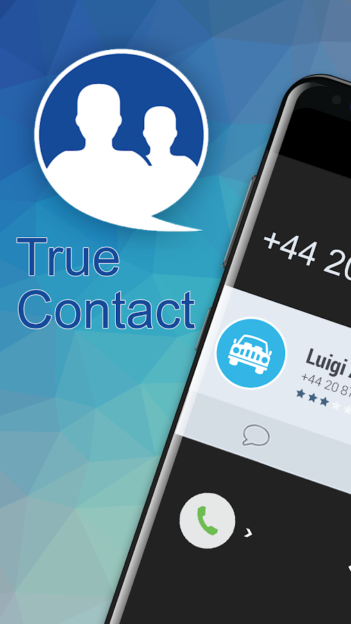True Contact - Real Caller ID Screenshot 0