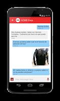 Screenshot of Twnel Messenger