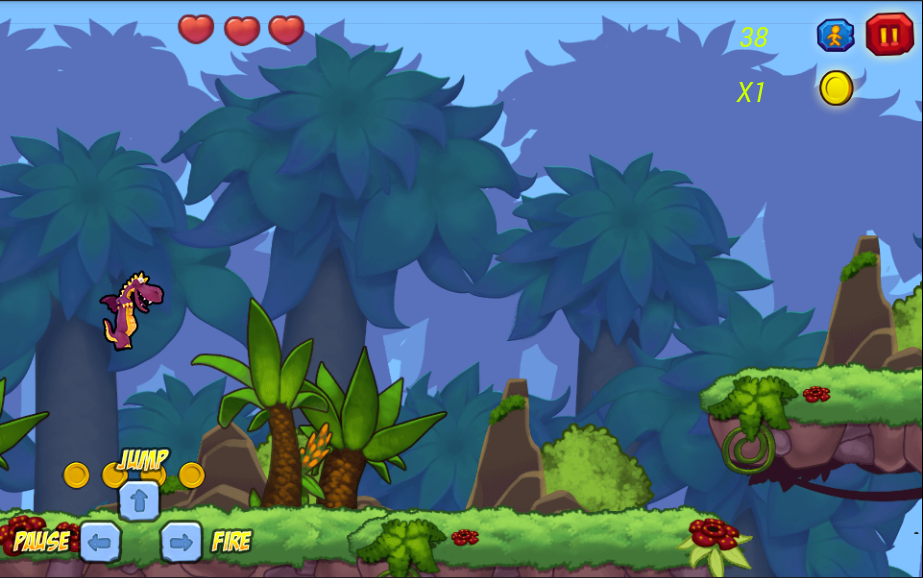 DragonAdventures Screenshot 2