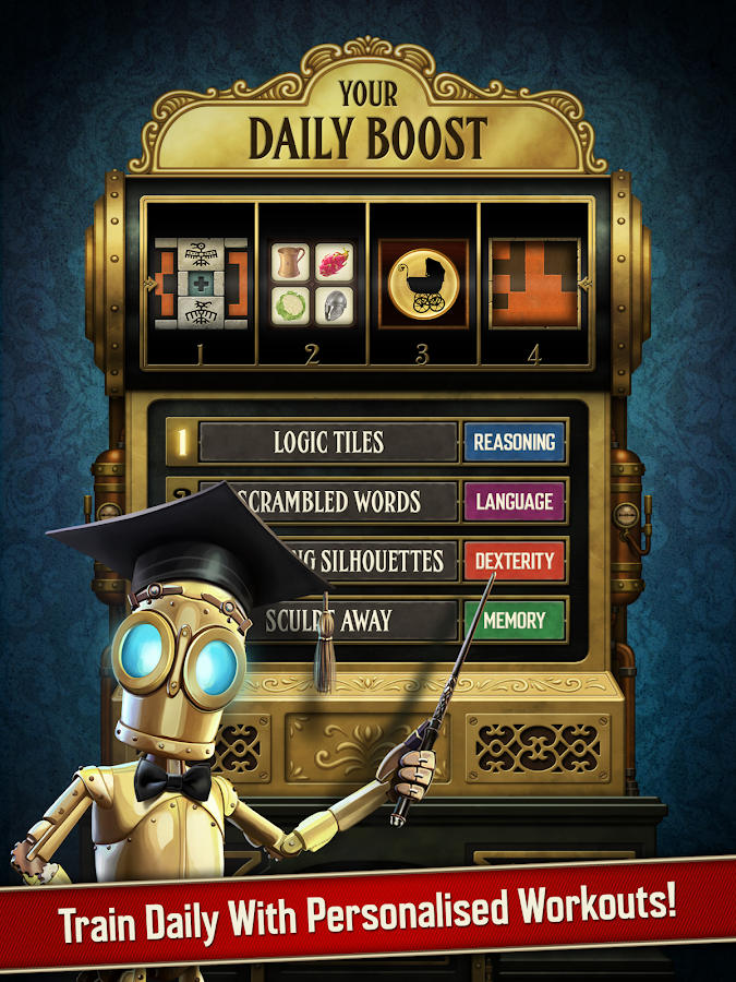 A Clockwork Brain Training Screenshot 8