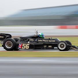 Historic Formula 1 by James Perkins - Transportation Automobiles ( f1, race, silverstone, classic, historic,  )