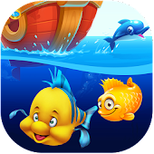 Game Fishdom Mania Candy Crush APK for Windows Phone