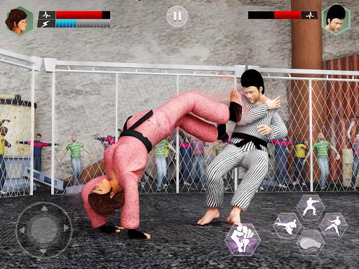 Karate King Fighter: Kung Fu 2018 Final Fighting screenshot 10