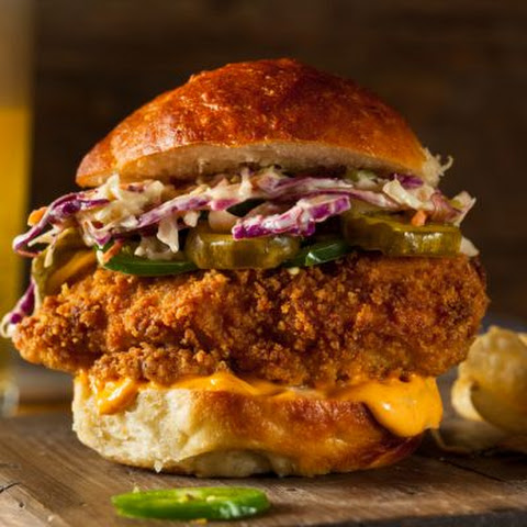 Copycat Chick-fil-A Spicy Chicken Deluxe Sandwich