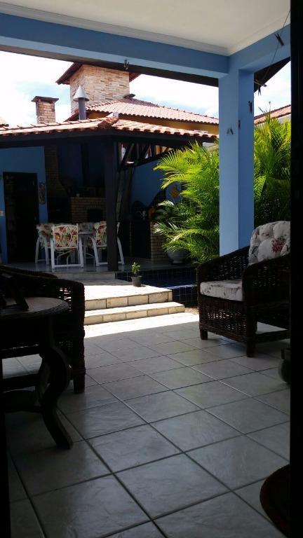Casa residencial à venda, Altiplano Cabo Branco, João Pessoa - CA1298.