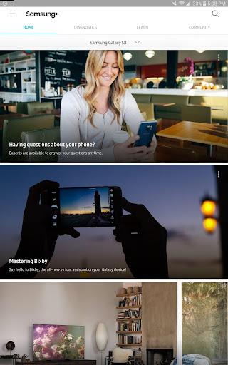 Samsung+ screenshot 8