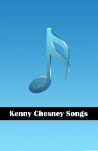 KENNY CHESNEY Songs - screenshot