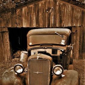 Barn find by Benito Flores Jr - Transportation Automobiles (  )