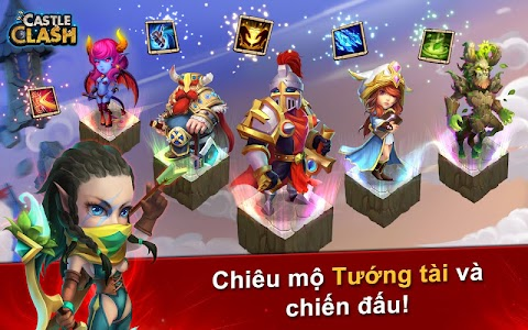 Castle Clash: Quyết Chiến 이미지[3]