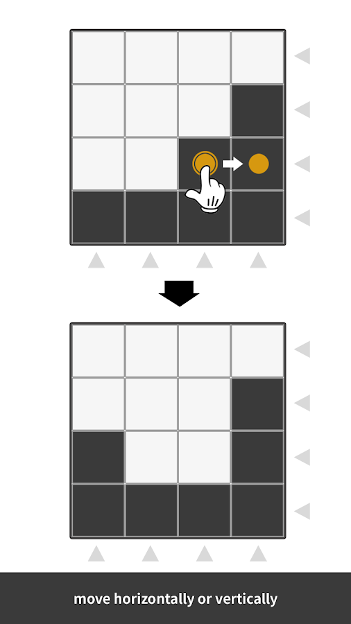 Slide Pixels - Brain Puzzle Screenshot
