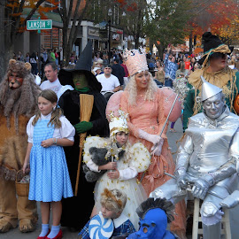 by Stephen Deckk - Public Holidays Halloween
