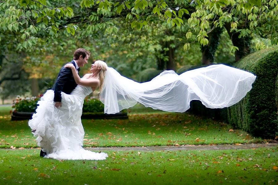by Scott Scully  - Wedding Bride & Groom ( love, wedding, woman, bliss, bride, groom, man )