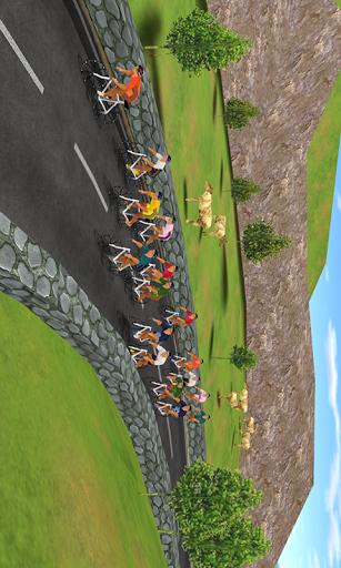 Cycling Pro 2011 - screenshot