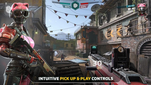 Modern Combat Versus (Unreleased) APK screenshot thumbnail 5