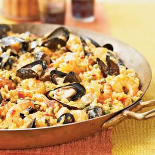 Paella Valencia Recipes