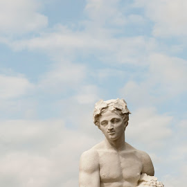Illustration by J & M - Buildings & Architecture Statues & Monuments ( statue, sky, illustration, image, view )